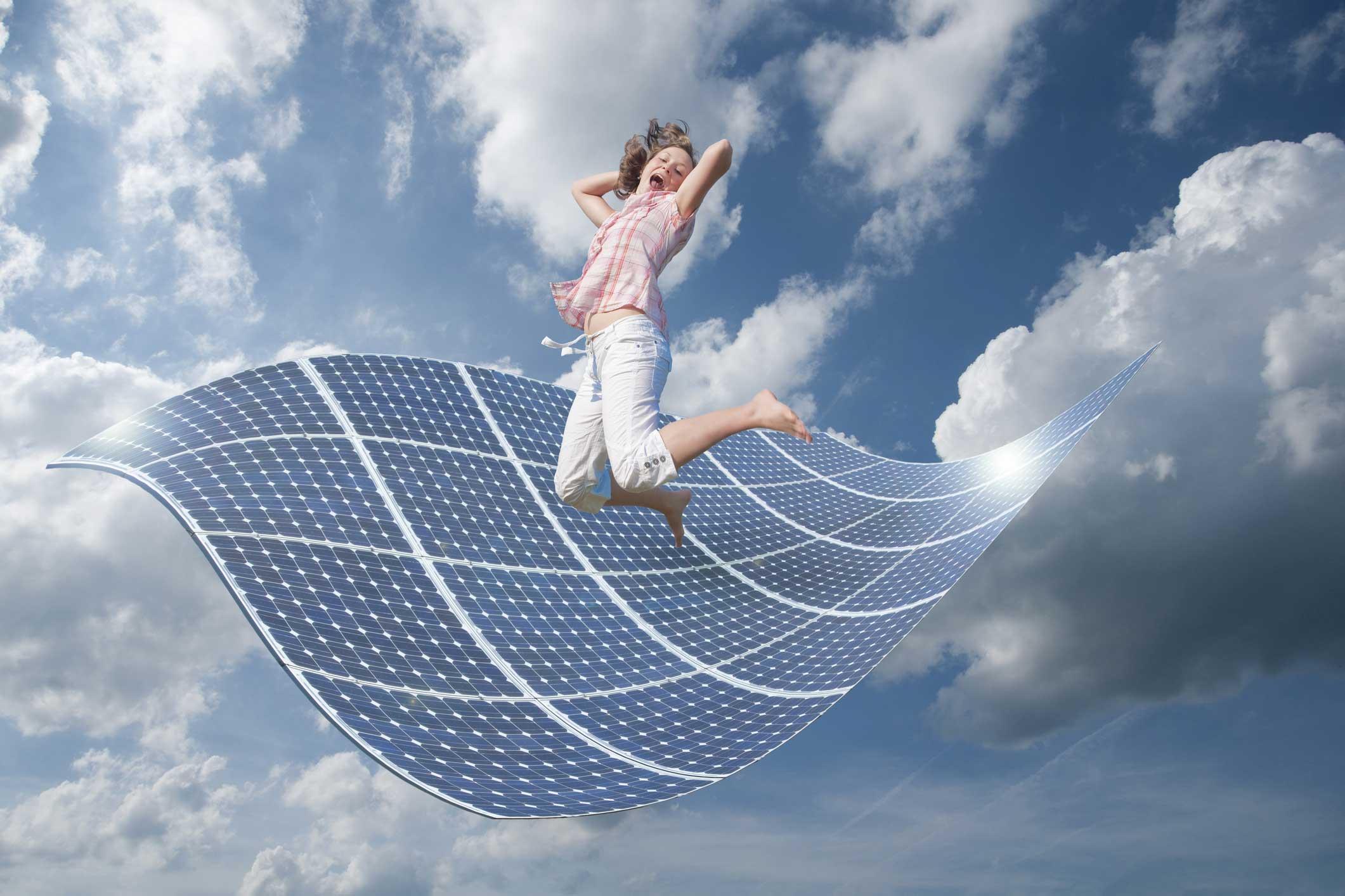 A National Solar Leader
